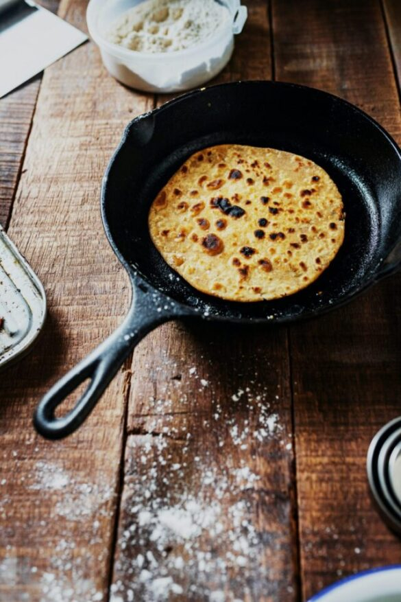 Indian Bread by Anshu A | Popular Indian Breads by Aseem Bhengra | Tribalzone Magazine