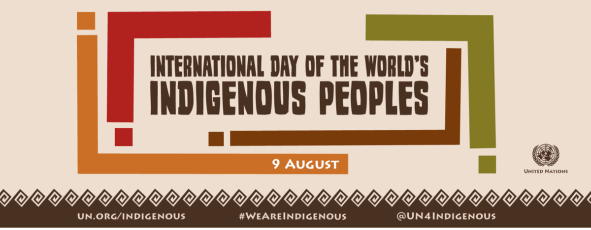 International Day of the World's Indigenous Peoples. 5-day Webinar, Delhi 2020.